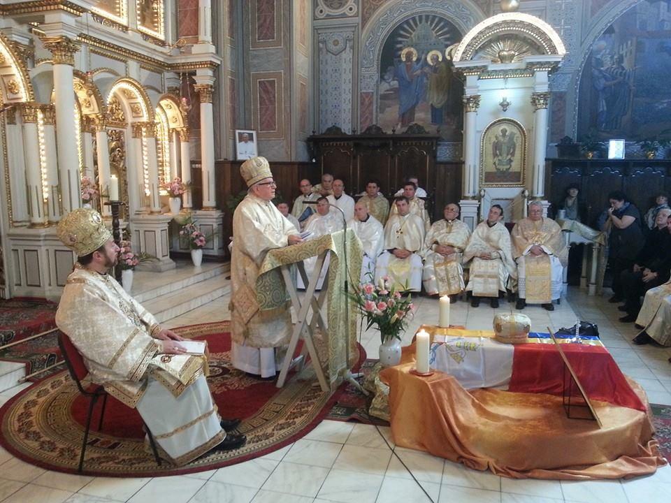 FOTO: Aniversarea a 160 de ani de la întemeierea Eparhiei greco-catolice de Lugoj