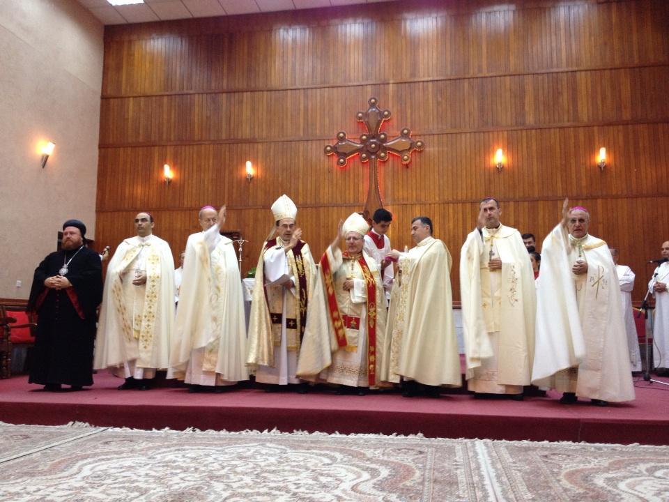 Cardinalul Barbarin anunță înfrățirea diecezei de Lyon cu cea din Mosul