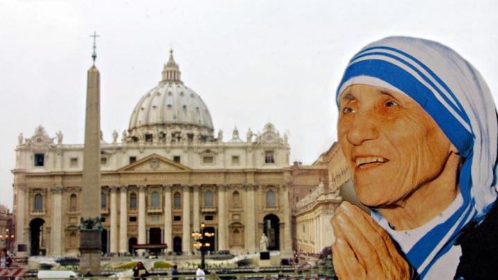 LIVE: Canonizarea Maicii Tereza de Calcutta