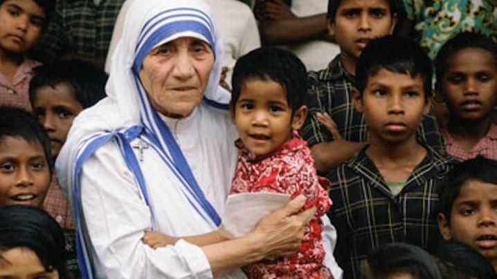VIDEO: Discursul Maicii Tereza cu ocazia primirii Premiului Nobel