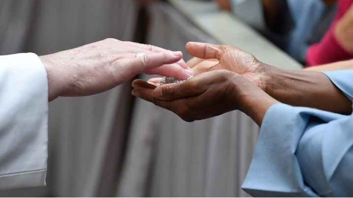 O inimă care vede și mâini care lucrează în slujirea săracilor