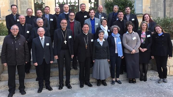 Participare românească la Reuniunea delegaților naționali pentru cateheză