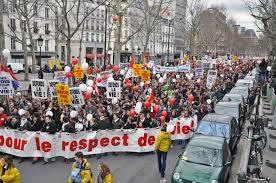 Marșul pentru Viață de la Paris este susținut de Papa Francisc