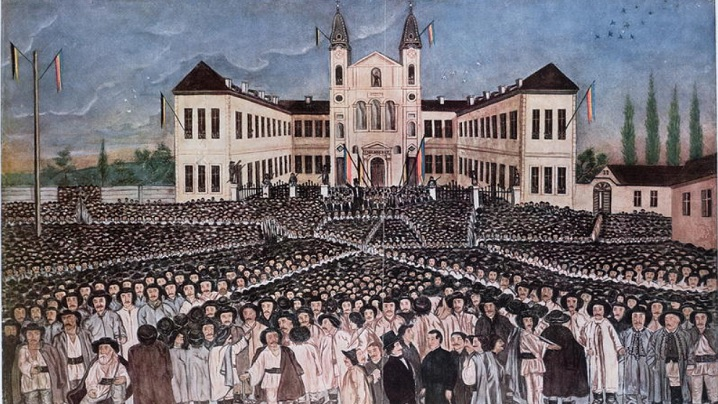 170 de ani de la Adunarea Naţională de la Blaj