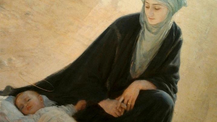 Rugăciunea unei jurnaliste musulmane către Isus și Maria