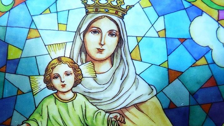 Sfânta Fecioară Maria, Regina Rozariului