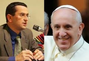Aflând că este grav bolnav, Papa l-a sunat pe Mario Palmaro, scriitorul care l-a criticat