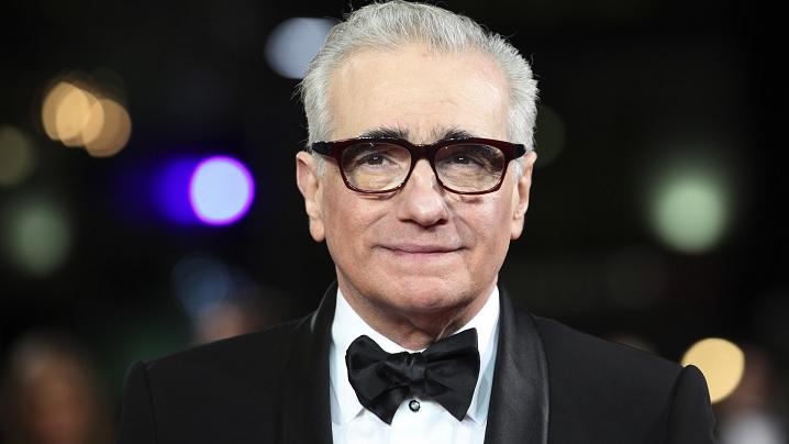 Regizorul Martin Scorsese în audiență la Papa Francisc