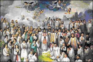 Martirii coreeni un model de sfinţenie în Orientul creştin
