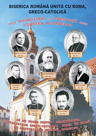 Martori ai credinței în Biserica greco-catolică