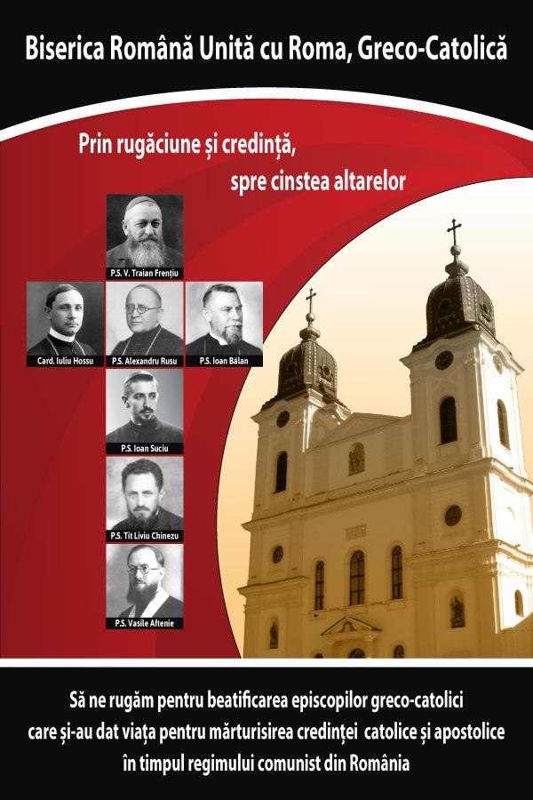 Interviu cu Postulatorul cauzei de beatificare pentru episcopii greco-catolici morți în timpul regimului comunist