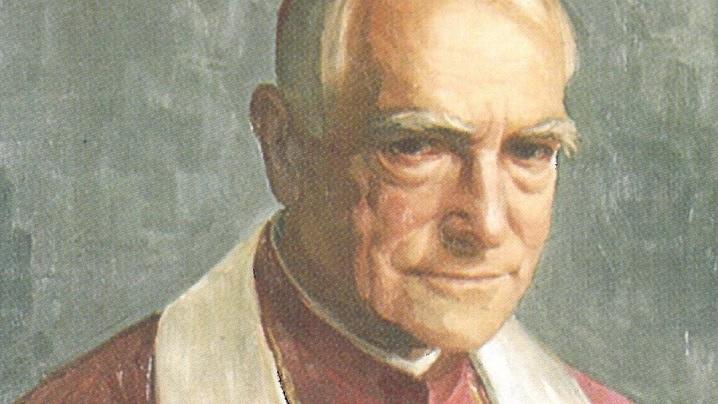 Mutarea rămășițelor pământești ale episcopului Márton Áron