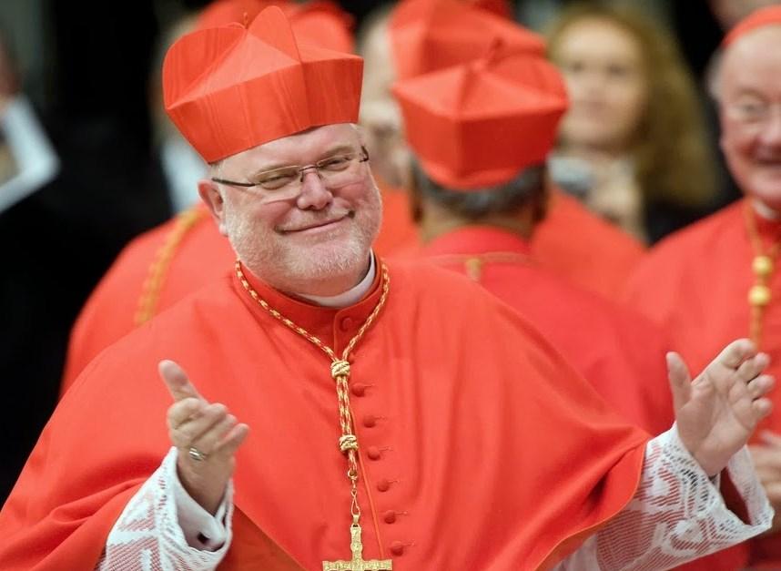Cardinalul Reinhard Marx și-a prezentat demisia pe fondul crizei Bisericii Catolice din Germania