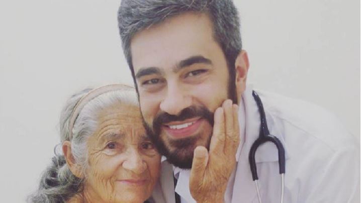 """Mărturia emoționantă a unui medic despre o pacientă bolnavă de cancer: """"astăzi Dumnezeu m-a vizitat"""""""
