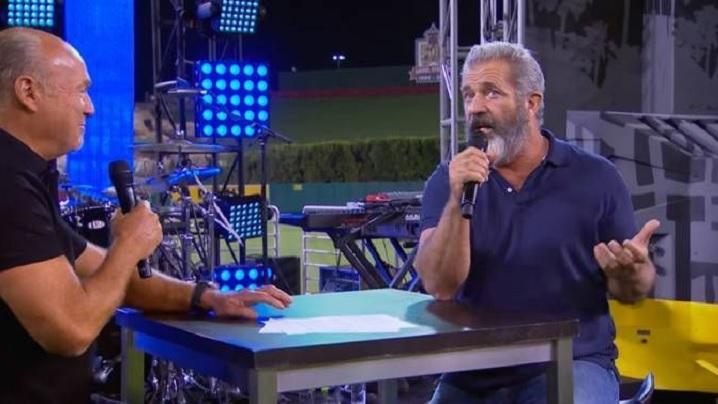 """Mel Gibson anunță o continuare a """"Patimilor lui Cristos"""""""