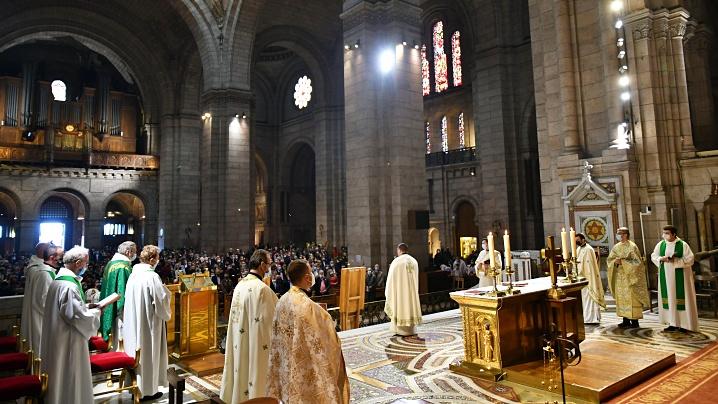 Mesajul Administrației Prezidențiale cu prilejul jubileului Misiunii Greco-Catolice Române din Franţa