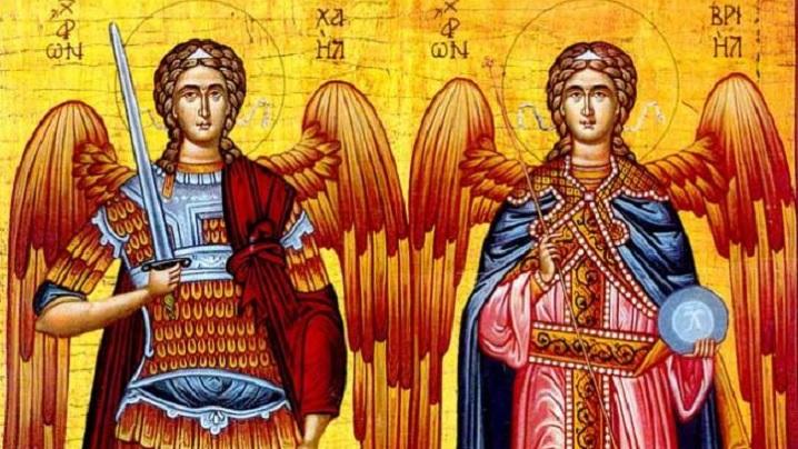 Rugăciuni către Sfinții Arhangheli Mihail și Gavril