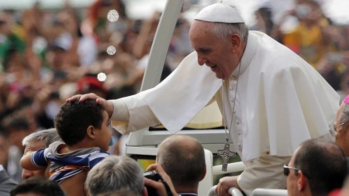 Papa Francisc, în Panama la Ziua mondială a tineretului: agenda călătoriei apostolice