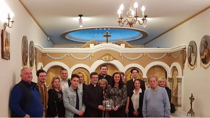 Ministrul Natalia-Elena Intotero s-a întâlnit cu reprezentanți ai comunității greco-catolice românești din Franța