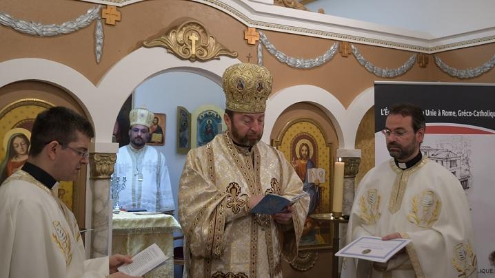 FOTO: Misiunea Catolică Română din Paris la ceas de sărbătoare