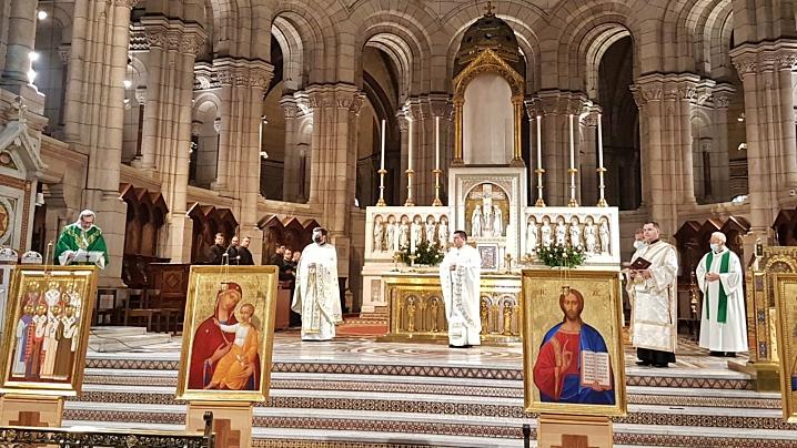 Misiunea Greco-Catolică Română din Paris - 75 de ani (partea I) TVR - Universul Credintei