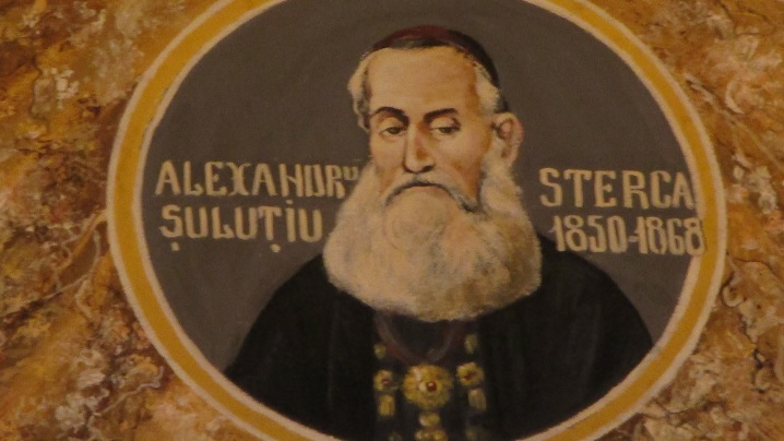 Foto: Slujbă de pomenire pentru Mitropolitul Alexandru Sterca-Șuluțiu