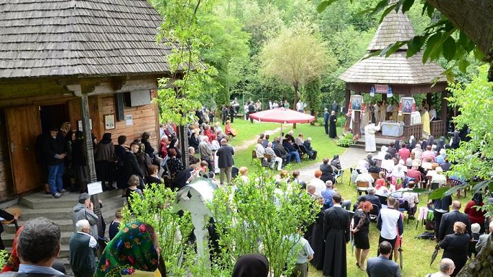 Invitație la hramul mănăstirii din Molișet