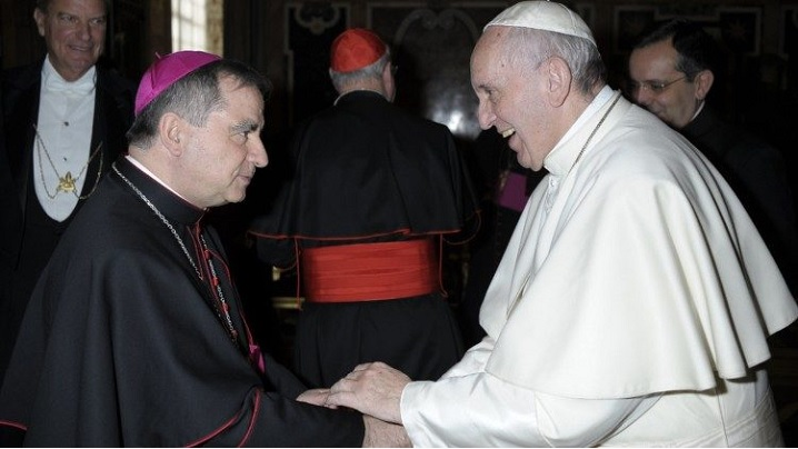 Vatican. Sfântul Părinte a numit noul prefect al Congregației Cauzelor Sfinților