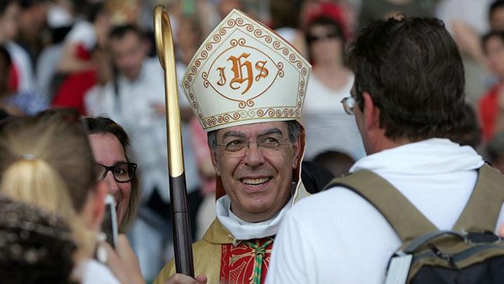 Mons. Michel Aupetit este noul Arhiepiscop al Parisului