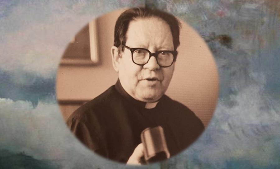 Mons. Pamfil Carnațiu, primul crainic și responsabil al programului în limba română la Radio Vatican
