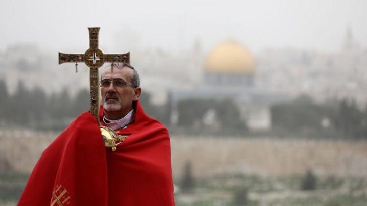 Mons. Pizzaballa, numit patriarh de Ierusalim al latinilor