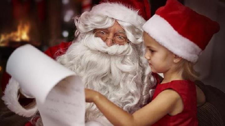 Istoria secretă a lui Moș Crăciun