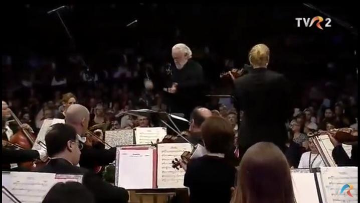 Balada pentru vioară şi orchestră (George Enescu)