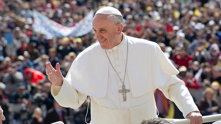 Nu am venit pe lume pentru a vegeta, ci pentru a schimba lumea: papa Francisc la veghea cu tinerii