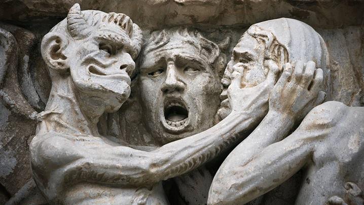 """Nu se poate """"dialoga"""" cu demonii, iată de ce"""