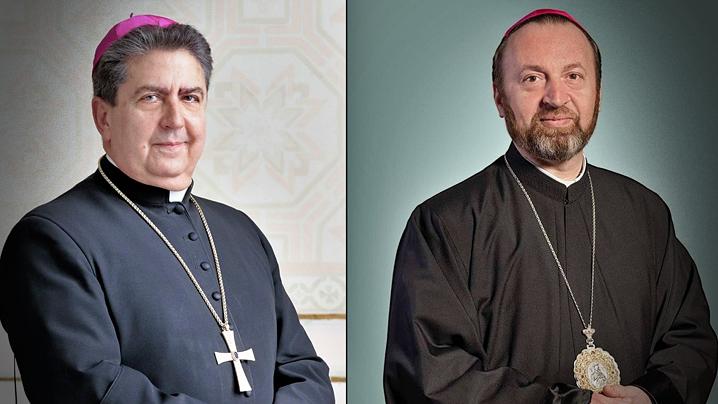 Mesajul Nunțiului Apostolic în România adresat noului Episcop de Cluj-Gherla cu ocazia întronizării
