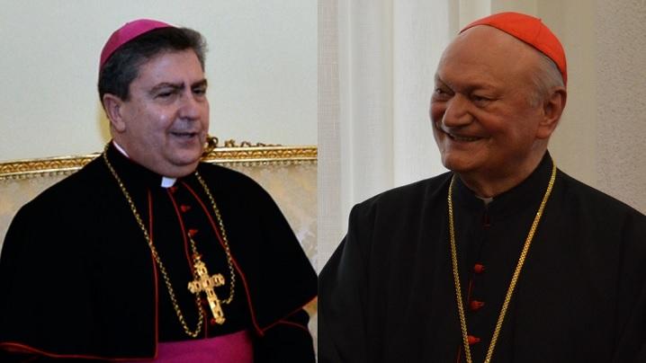 """Te salut, mică Romă!"" - Noul Nunțiu Apostolic la Blaj"
