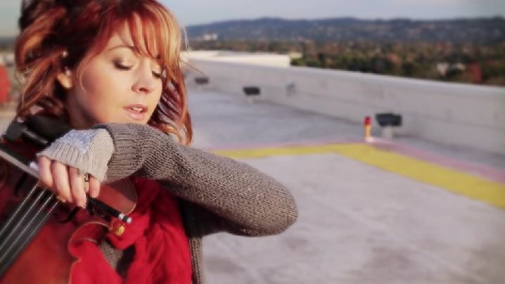 O Come, Emmanuel - Lindsey Stirling & Kuha