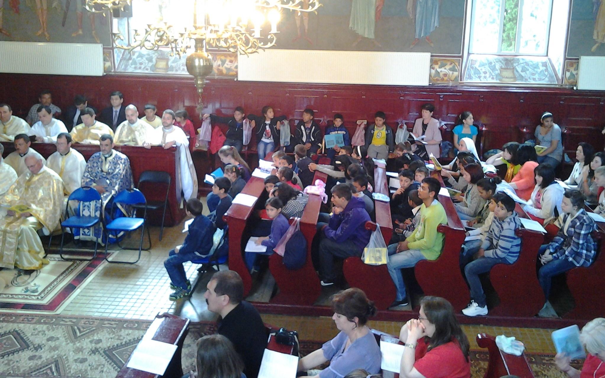 Întâlnirea Tinerilor Greco-Catolici din Arhieparhia de Alba Iulia și Făgăraș