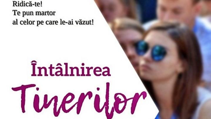 ÎN DIRECT: Sfânta Liturghie Arhierească de la Întâlnirea Tinerilor din Eparhia de Cluj-Gherla