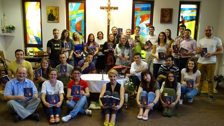 Exerciții Spirituale pentru tineri
