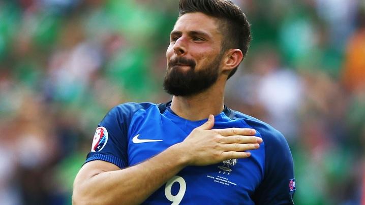 Fotbalistul Olivier Giroud: îi mulțumesc lui Isus și Bibliei