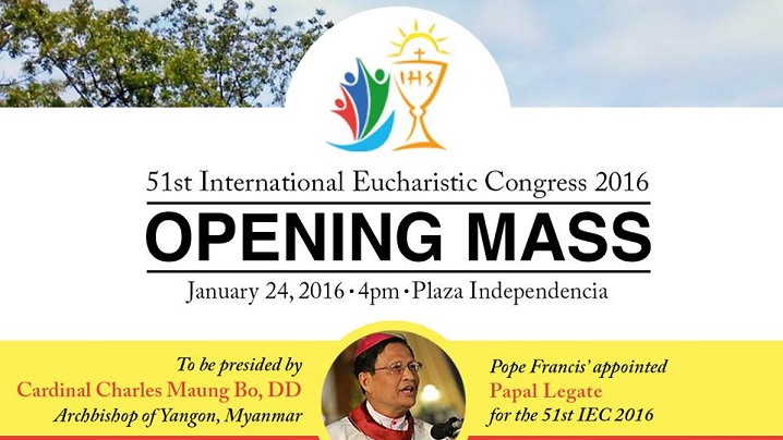 LIVE: Congresul Euharistic Internațional - ZIUA 1