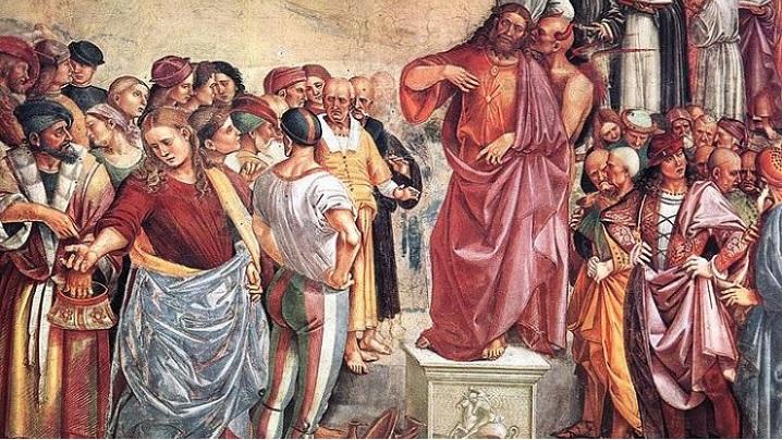 Tinerii îl caută pe adevăratul Cristos, nu pe înlocuitorul său lumesc