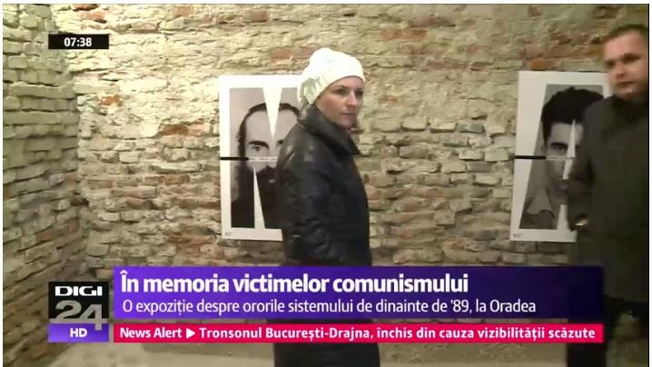 Expoziție în memoria victimelor comunismului la Oradea