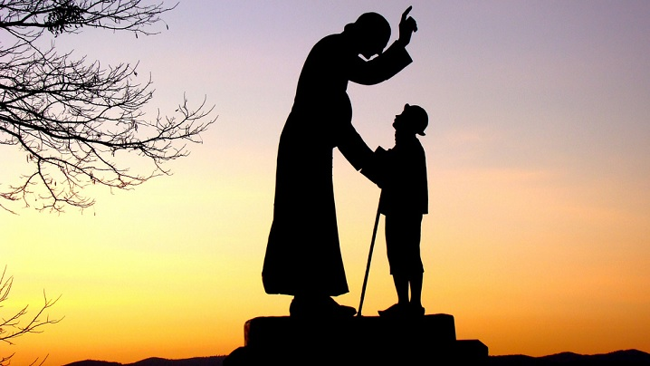 Păstorul să fie discret atunci când tace și util atunci când vorbește!