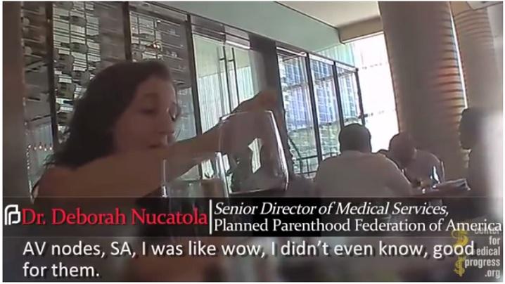 VIDEO: Cea mai mare rețea de clinici pentru avort din SUA vinde ILEGAL organe de copii chiuretați. Cât costă o INIMĂ de copil