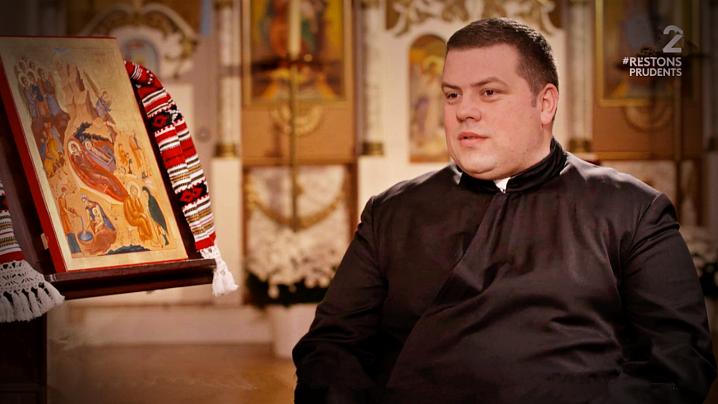 Parohia Greco-Catolică Română din Paris, la France 2 (începând cu minutul 20)