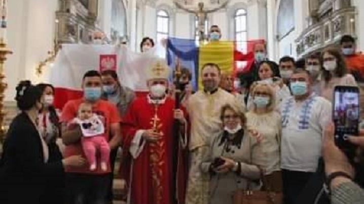 Comunitatea din Padova participă la Sărbătoarea Rusaliilor