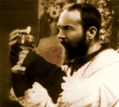 Padre Pio - Rugăciunea după cuminecare